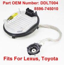 CBS ABTO Ballast Xenon D4S D4R Headlight Igniter Control Module 85967-45010 DDLT004 8110760F10 KDLS001 for Toyota Lexus Subaru
