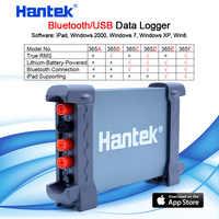 デジタルデータロガーレコーダー bluetooth ロガーマルチメータ Hantek 365A/B/F PC の USB 電圧電流抵抗温度 Measurem