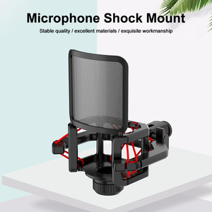 Image 4 - Professional Anti Vibration Shock Mount For Microphones With Filter Screen With blowout guard