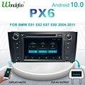 Wondefoo PX6 1 DIN Android 10 Автомобильная магнитола для BMW E87 1 серия E88 E82 E81 I20 android Автомобильная Аудиомагнитола без 2 DIN 2DIN
