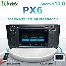 Car-Radio I20 Android Wondefoo Px6 1-Series 2DIN E82 Bmw E87 Tape-Recorder 1-Din