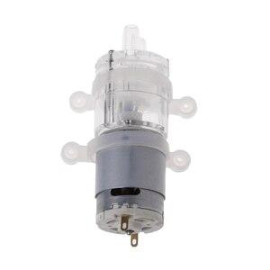 385 6В-12В высокая термостойкость 100 градусов Цельсия мини микро водяной насос