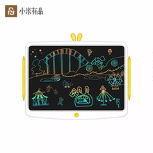 새로운 xiaomi mijia wicue 16 인치 다채로운 lcd 필기 보드, 어린이 창의력 독창성 뇌 개발 촉진