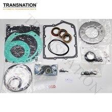 62TE conjunto para revisión de transmisión de automóviles, juntas aptas para VW Chrysler, coche Dodge, accesorios de clavel B077820C