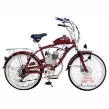 Gaz Scooter kiti/Chopper bisiklet/Bina motorlu bisiklet 2 zamanlı benzinli bisiklet motor kiti Gasbike modifiye restorasyon yakıt