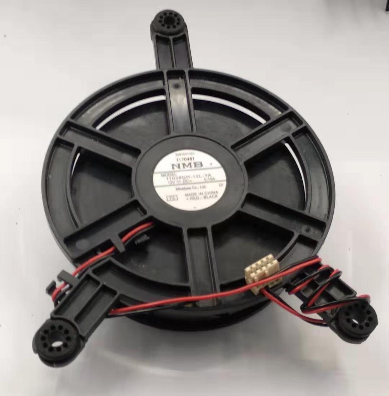 Original NMB 11036GH-12L-YA DC12V 0.15A for Refrigerator cooling fan