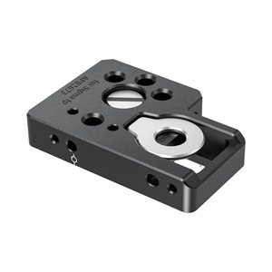 Image 2 - 시그마 fp 카메라 용 SmallRig 하단 플레이트 Arca 또는 Manfrotto 카메라 플레이트 2673 를 부착하는 퀵 릴리스 플레이트