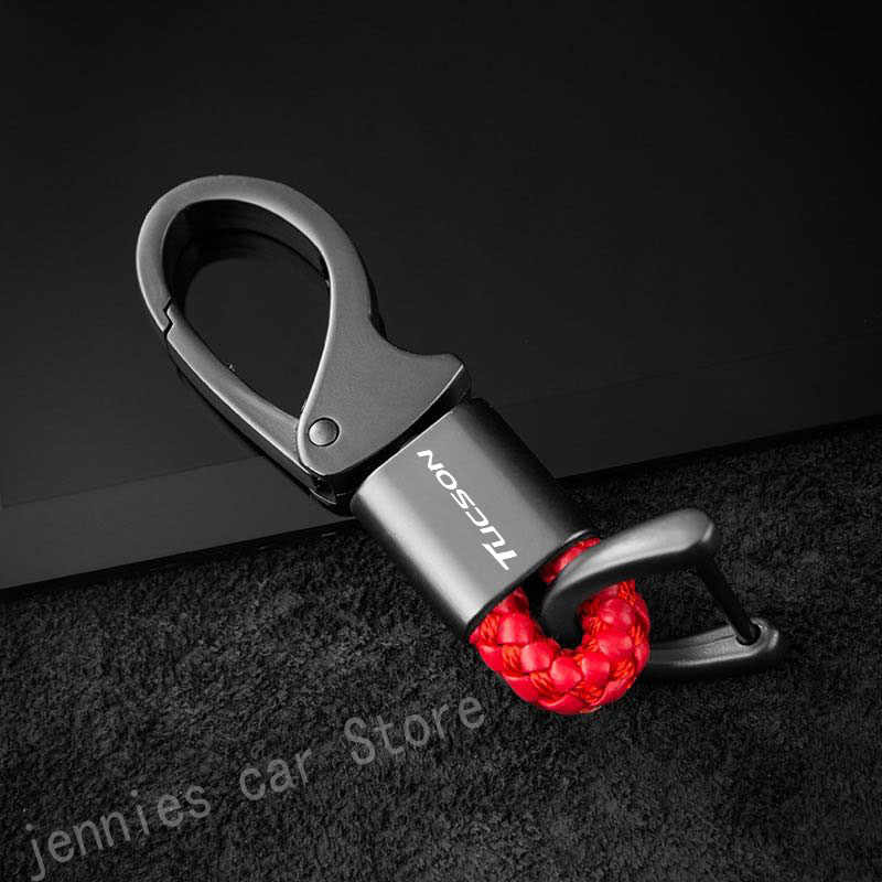 Для Hyundai Tucson nx4 otali.ru 2016 2015 2018 2020 2017 2020 аксессуары автомобиль брелок автомобиля аксессуары для ключей металлический Кожаный Автомобильный Брелок