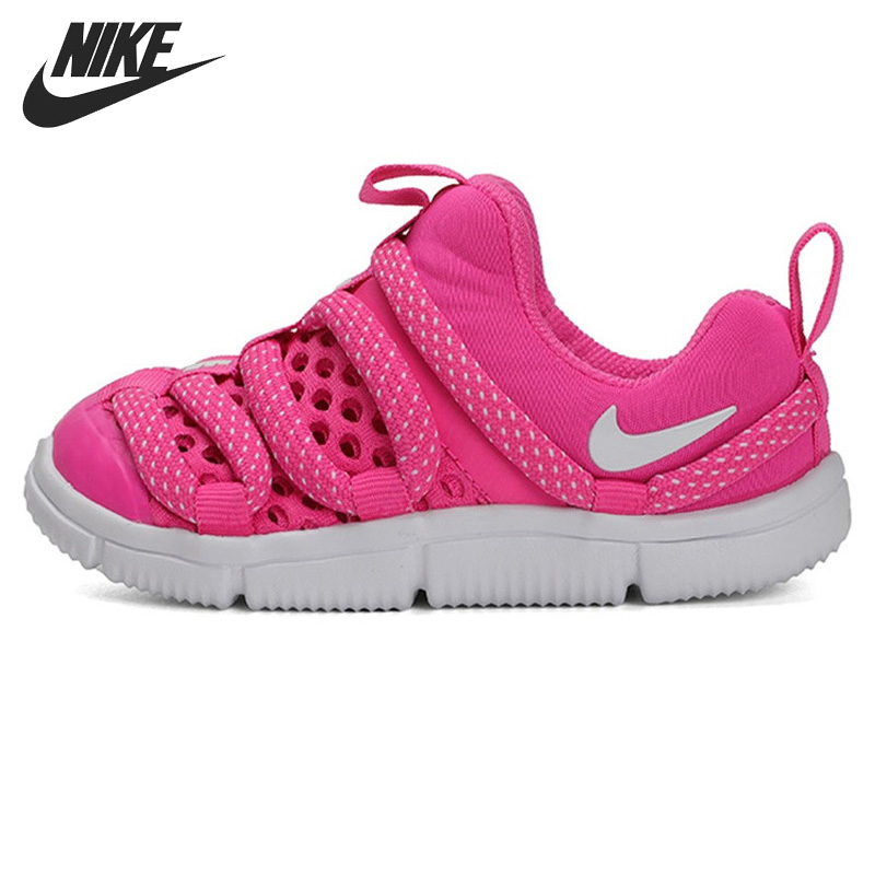 Original New Arrival NIKE NOVICE BR (TD) Kids Running Shoes Children Sneakers
