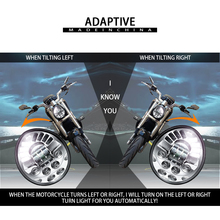 Accessories For V-ROD Motorcycle LED HEADLIGHT Aluminum Black Headlight For V Rod VROD VRSCA Headlight VRSC led headlight harley daymaker headlamp for harley davidson vrsca v rod vrod 02 16 free shipping by dhl page 4