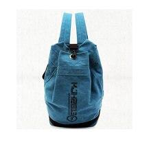Классическая холщовая спортивная сумка для мужчин и женщин вместительный