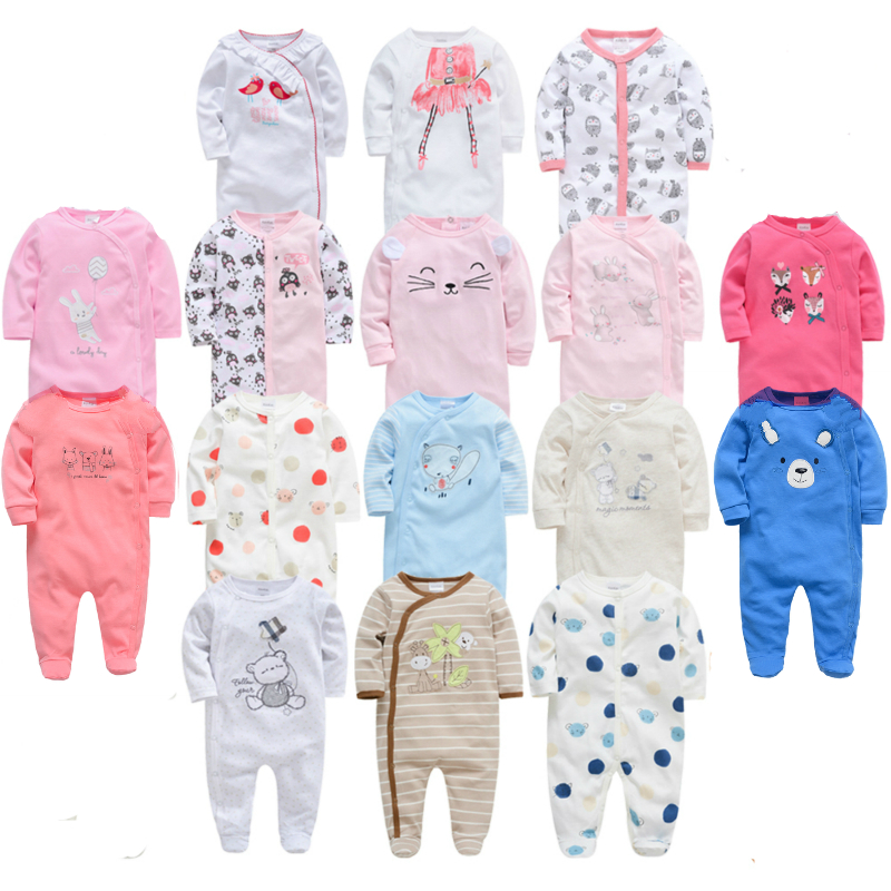LZH Baby Blanket Girls Newborn Baby Girl Onesies for Boys Baby Girl Clothing Baby Grows Newborn Unisex 0-12 Months