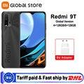 Мировая премьера глобальная версия смартфона Xiaomi Redmi 9T 4 гб 128 гб/6 гб 128 гб Snapdragon 662 48MP камера заднего вида 6000 мач