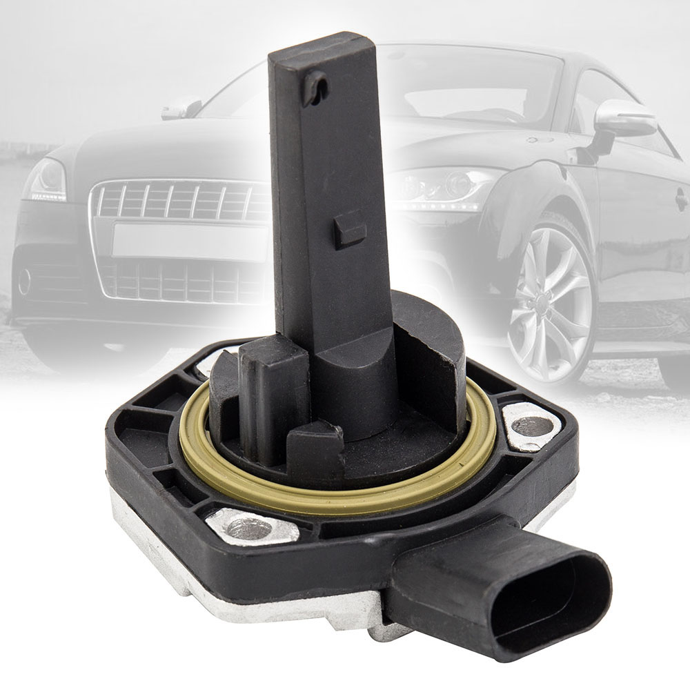 Oil-Level-Sensor SEAT 1J0907660B Golf Mk4 Jetta Bora Passat B5 AUDI New for VW Fit A6 title=