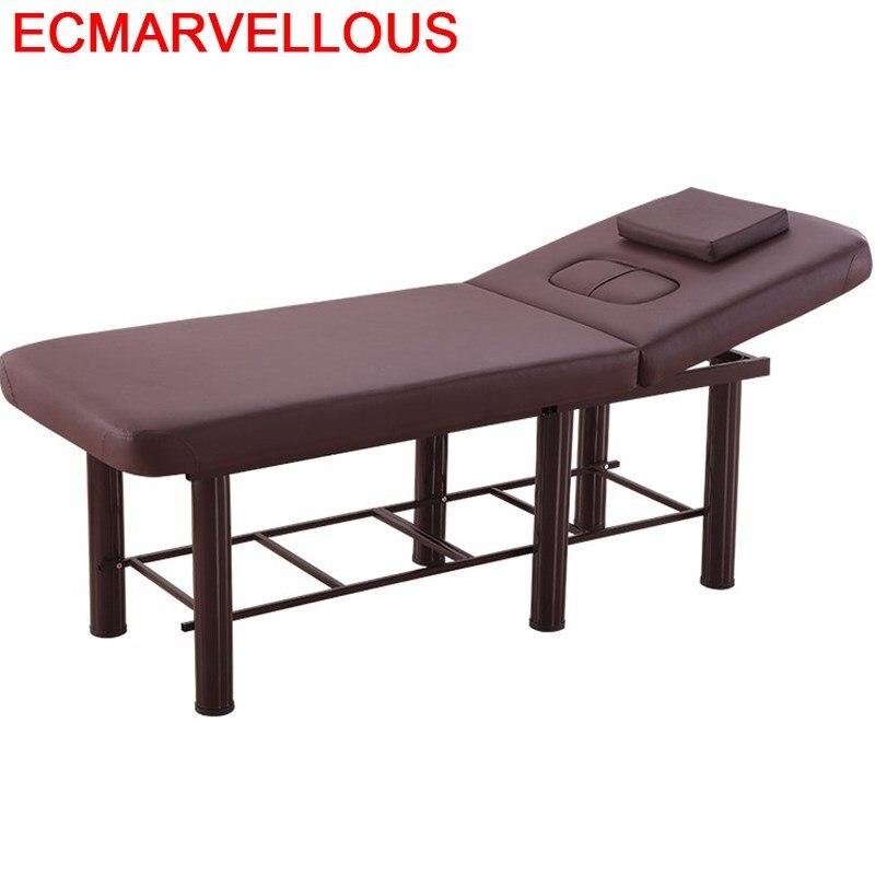Tafel De beauté piéghevole Cama pliable tatouage Cadeira De Massagem chaise De Table De Salon dentaire Camilla masaje lit De Massage pliable