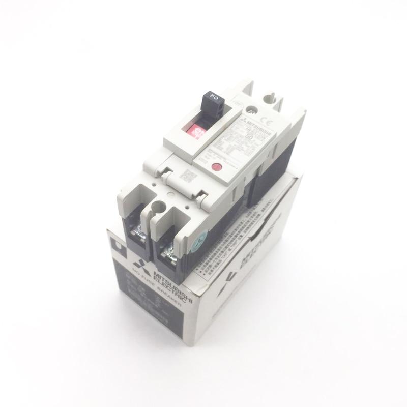 Оригинальный Новый автоматический выключатель 125a Mitsubishi NF400-CW 3P 300A 350A 400A