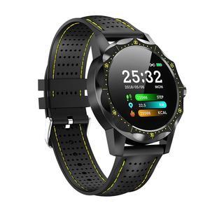 Image 1 - SKY 1 Inteligente Reloj Hombres IP68 a prueba de agua Activity Tracker Fitness Tracker smartwatch Reloj BRIM para teléfono android iphone IOS