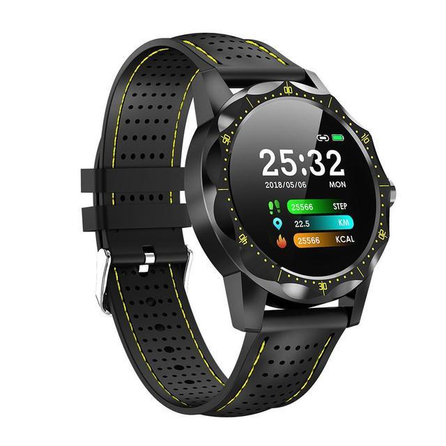 SKY 1 Inteligente Reloj Hombres IP68 a prueba de agua Activity Tracker Fitness Tracker smartwatch Reloj BRIM para teléfono android iphone IOS