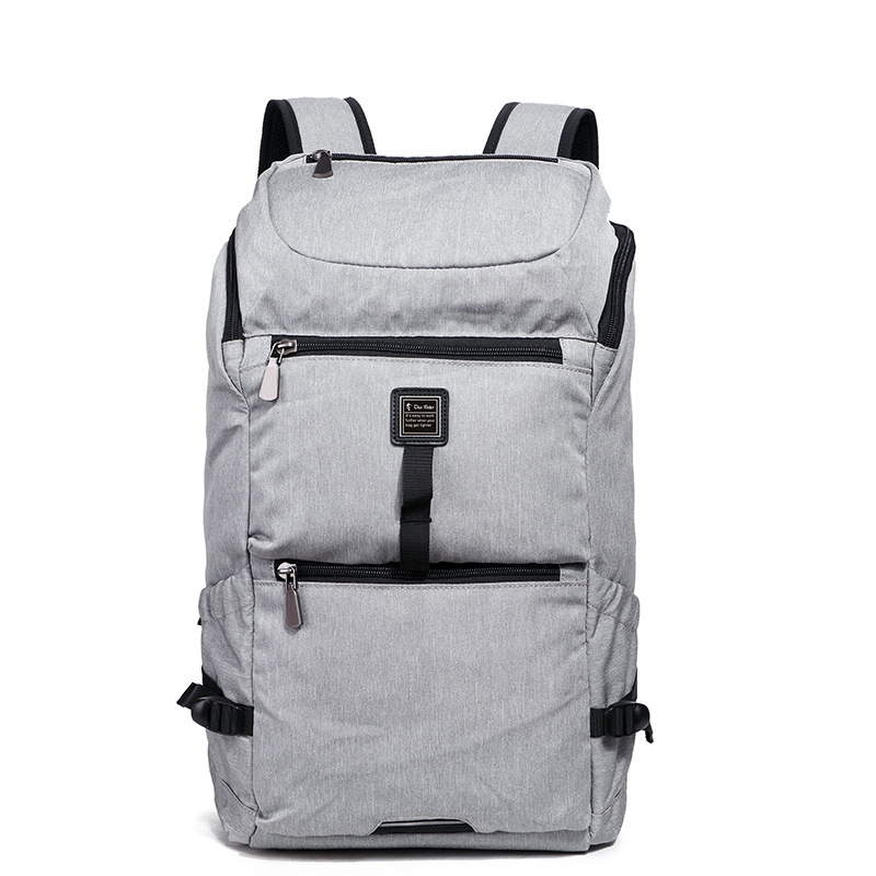 New Backpack Men's Travel Bag Large-capacity Outdoor Mountaineering Bag Casual Anti-theft Backpack