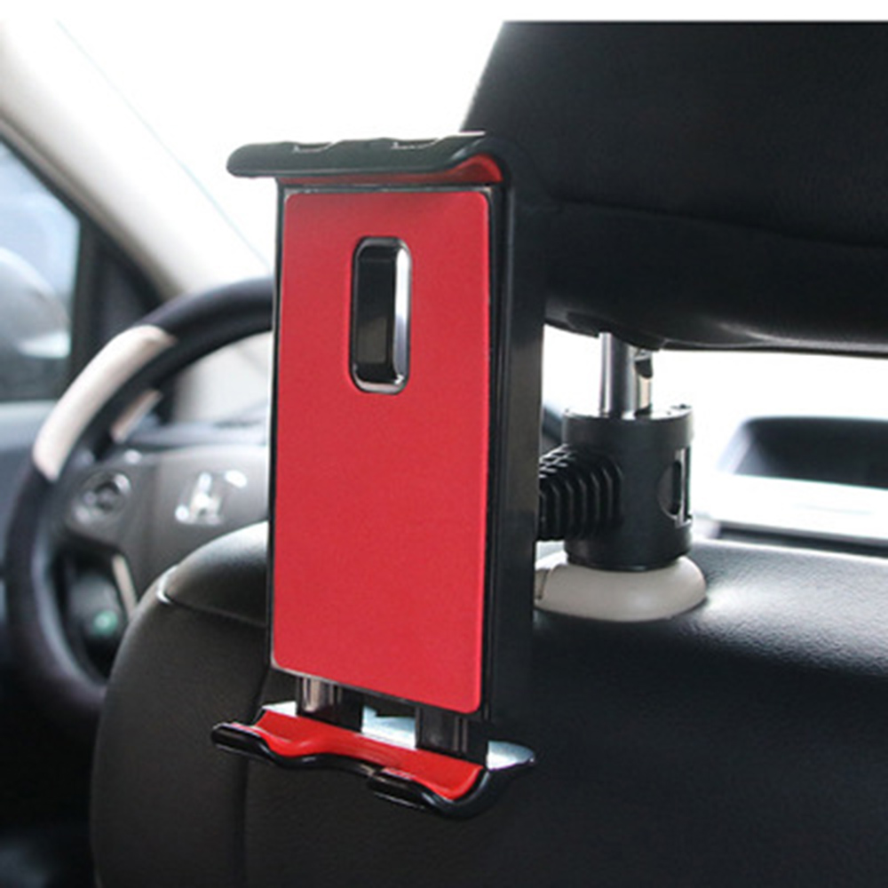 Adjustable Car Tablet Stand Holder Universal Tablet Stand For Ipad Tablet Accessories Car Seat Back Bracket For 4-11 Inch Tablet
