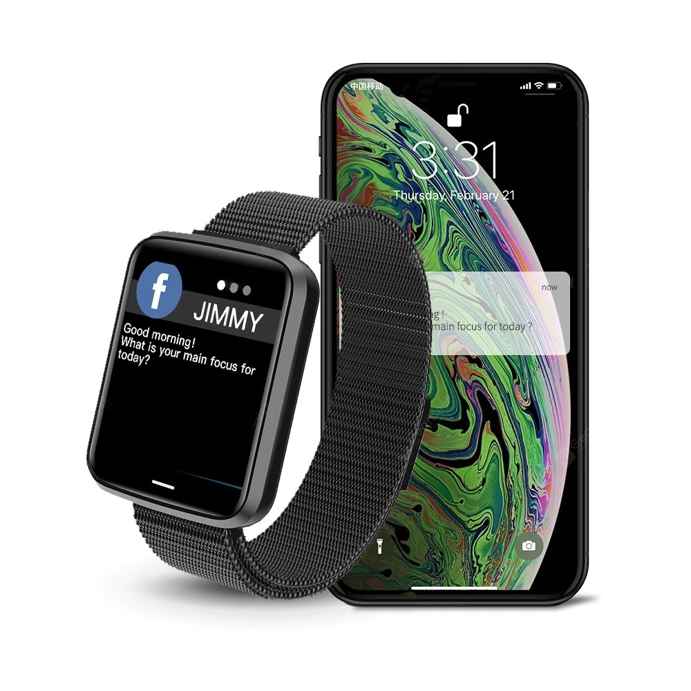 H19 RFID Sports Smartwatch For Iphone Fitness Tracker For Samsung Health Detector Waterproof BT NFC Smart Watch For Apple