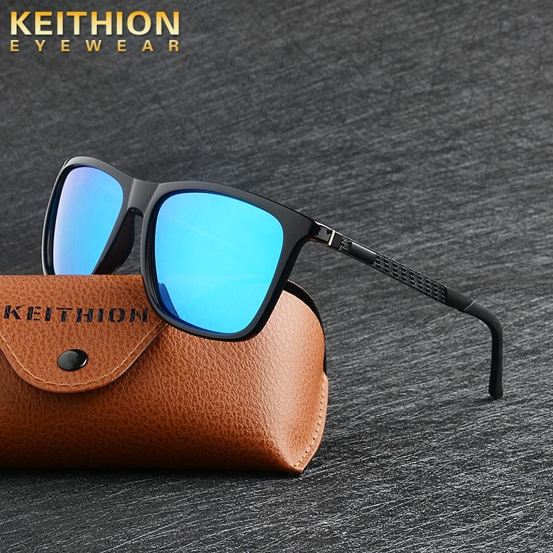 KEITHION Brand Designer Womens Polarized Sunglasses Oversized Cat Eye UV400