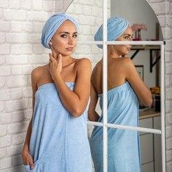 Atoff home female LCD kit 007 (peach/blue)