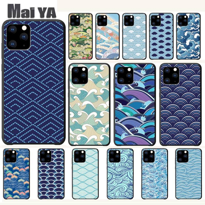 Maiya Simple Surf Printing Luxury Phone Case Coque For Iphone 5s Se 2020 6 6s 7