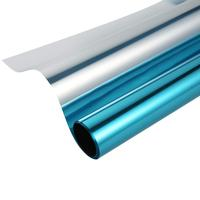 120cmx4m Heat Insulation Window Foil Self Adhesive Privacy Protection One Way Mirror One Way Perspective Durable Decorative Film