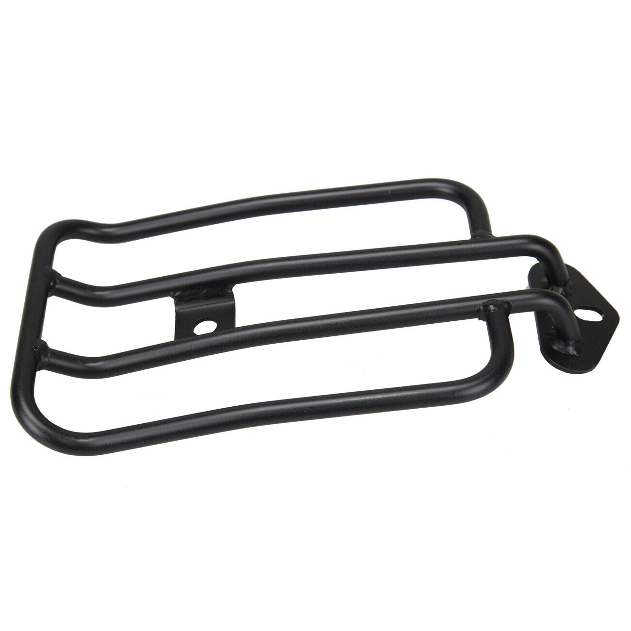 Samger Motorcycle Rear Solo <font><b>Seat</b></font> Luggage Rack Support Shelf For Harley XL Sportsters <font><b>Iron</b></font> 48 <font><b>883</b></font> XL1200 2004 2015 2016 2017 2018 image