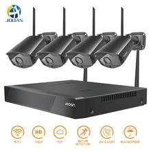 Kit-System Surveillance-Kamera Home-Security-Camera Nvr-Kit Wifi P2p-Video Outdoor H.265
