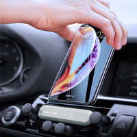 Universal Gravity Car phone Holder mount car air vent GPS Stand For iphone X Xs Max Xiaomi Samsung S9 mobile phone Holder