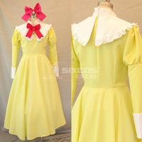 Anime Ouran High School Host Club Cosplay Costume Maid Suit Lolita Dress Unisex Halloween/Party Clothing Custom Make Any Size