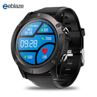 Zeblaze VIBE 3 PRO Touch Screen Waterproof Smartwatch Heart Rate Monitor All day Tracking Sports Remote Music For IOS & Android
