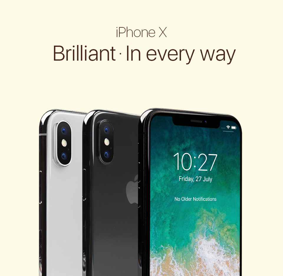 How Much Is An iPhone X
