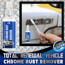 30ml Rust Remover Car Coating Agent Micro-plated Crystal Paint Surface Decontamination Brightening Anti-oxidation Rust Remover