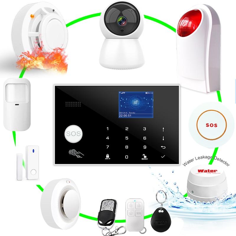 Wireless Alarm Kit - Smart Home Alarm System