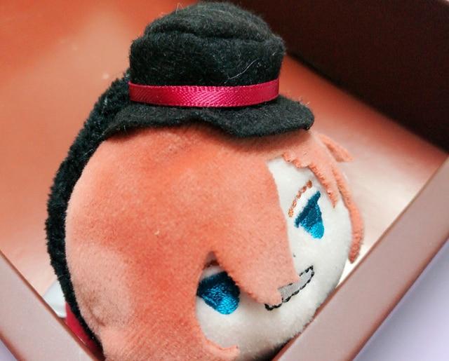 Mochi Mochi mascot Bungo Stray Dogs Chuya Nakahara Plush toy doll 85mm Japan