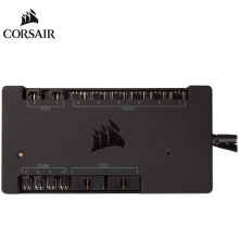 Corsair Icue Verlichting Commander Pro Smart Rgb Verlichting En Fan Speed Controller
