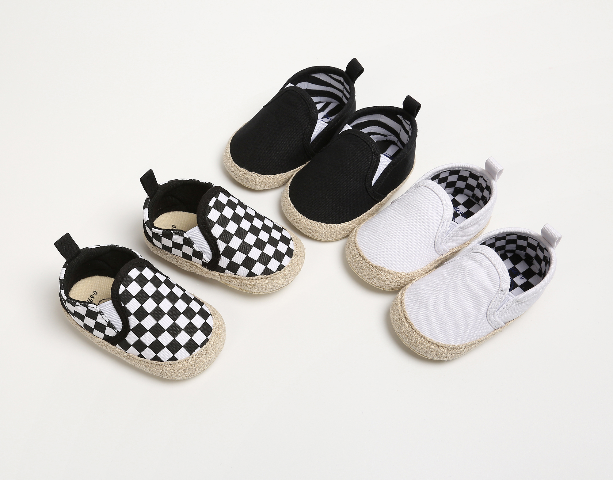 Baby Toddler Shoes Soft Bottom Infant Boys Shoes Newborn Baby Casual Shoes Non-slip Sneakers