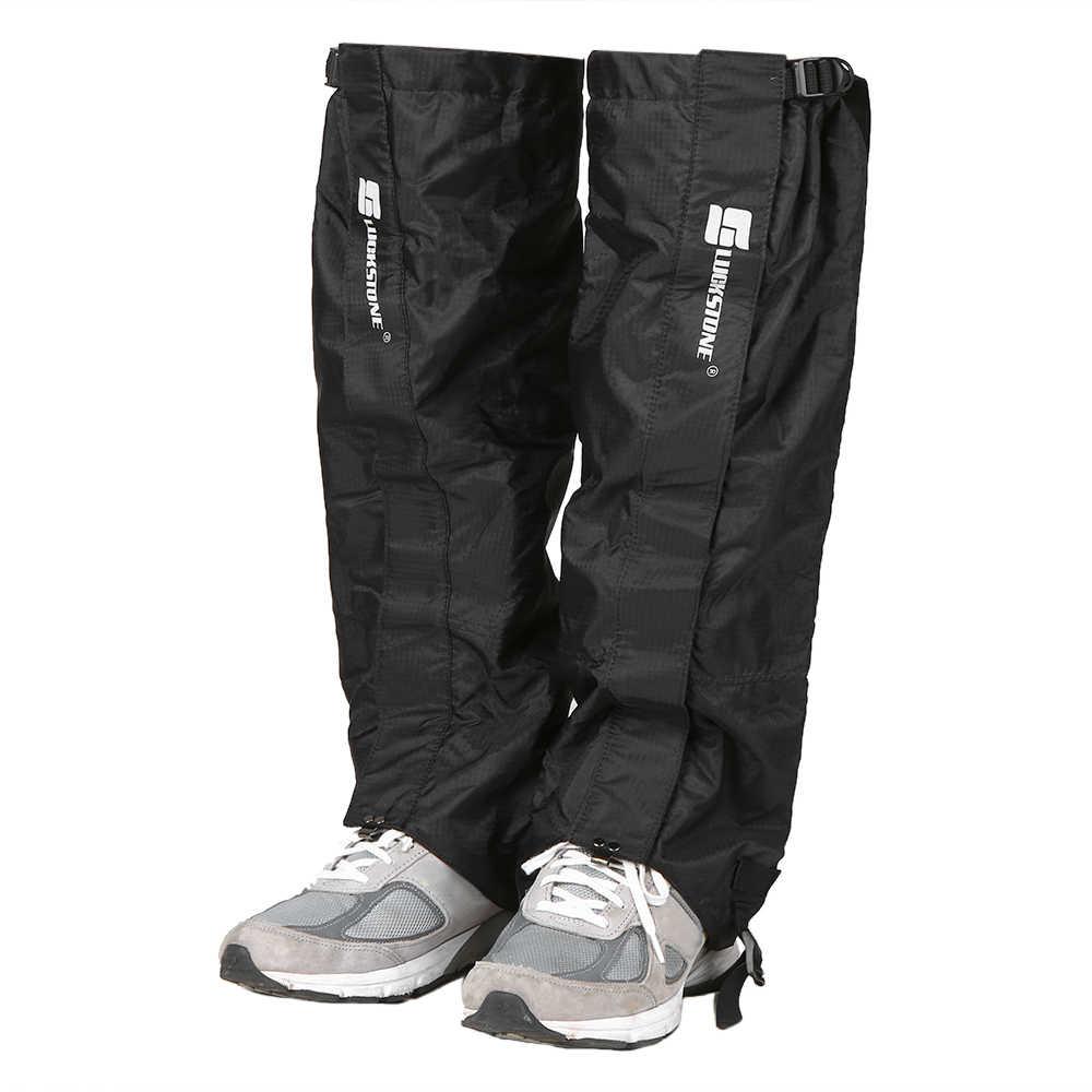 Açık Kar Kneepad Kayak Çorapları Bacak Koruma Görevlisi Spor Güvenlik Su Geçirmez Isıtıcıları Kayak Koruma Yürüyüş Tırmanma Bacak seti