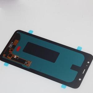 Image 5 - ЖК дисплей для Samsung Galaxy A6 Plus A6 + A605, сменный экран для Samsung A605FN A605G A605GN, ЖК экран Amoled