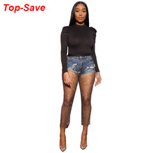 Fashion Casual Solid Pleated Women Jumpsuit Short Festival Vintage Sexy Romper Black Body Bodycon Beach Bikini Women's Overalls(China)