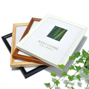 Painting-Frame Wood-Poster Canvas Print Rectangle