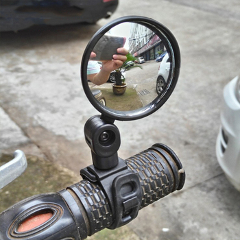 Motorcycle Bicycle Handlebar Mirror Rearview Bar End Mirror For Bmw R1100Rt 310Gs E 60 K1200Rs Gs 650 Gs 310 R1150Rt K1300R image