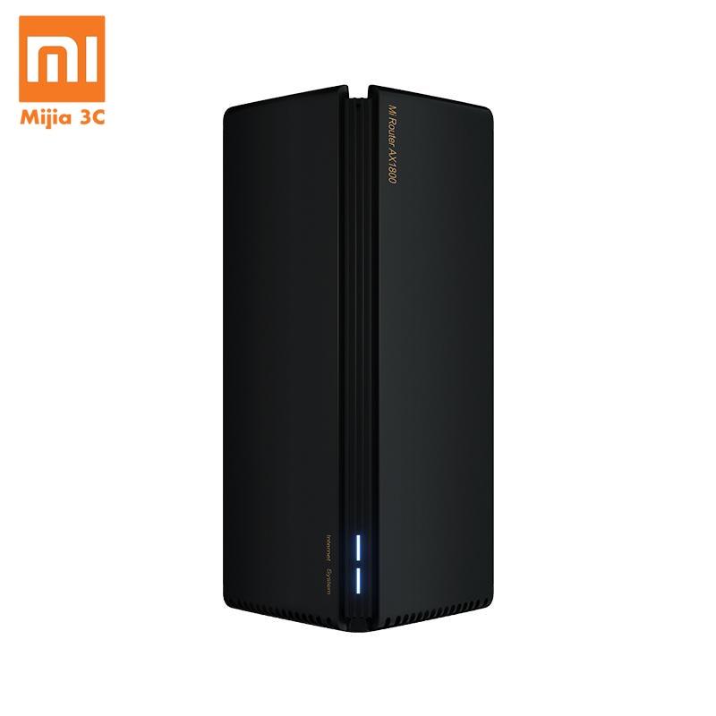New Xiaomi Router AX1800 Qualcomm Five-core Wifi6 2,4G 5,0 GHz Full Gigabit 5G Dual-frequency Home Wall-penetrating King 1