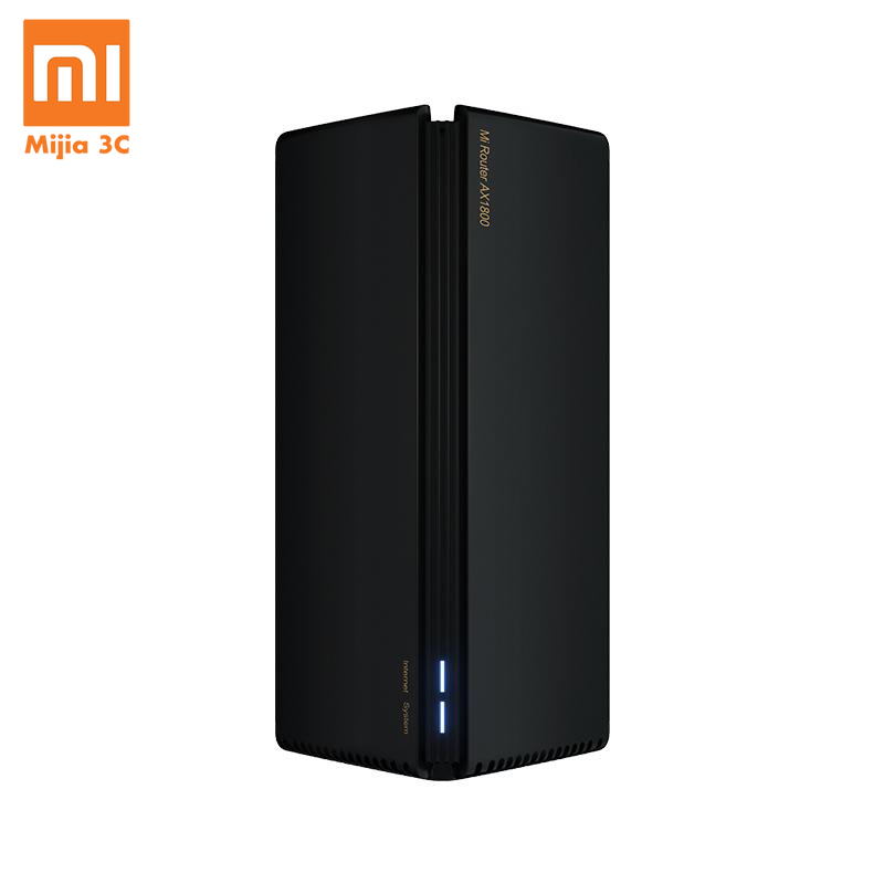 New Xiaomi Router AX1800 Qualcomm Five-core Wifi6 2,4G 5,0 GHz Full Gigabit 5G Dual-frequency Home Wall-penetrating King