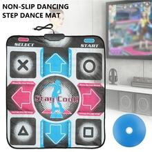 Dance Mat blanket  Dancing Step Dance Pad Dancer Blanket Dancing Step Equipment Revolution HD for PC Laptop Video Game with USB