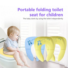 Cushion Toilet-Seat Pot Chair-Pad Seat-Accessories Potty Urinal Travel Toddler Baby Portable