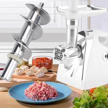 Wysokiej jakości maszynki do mielenia mięsa śruba do elektryczne maszynki do mielenia mięsa armatura akcesoria do kuchni w domu maszynki do mielenia ostrze tanie tanio Haofy CN (pochodzenie) Meat Grinder Screw